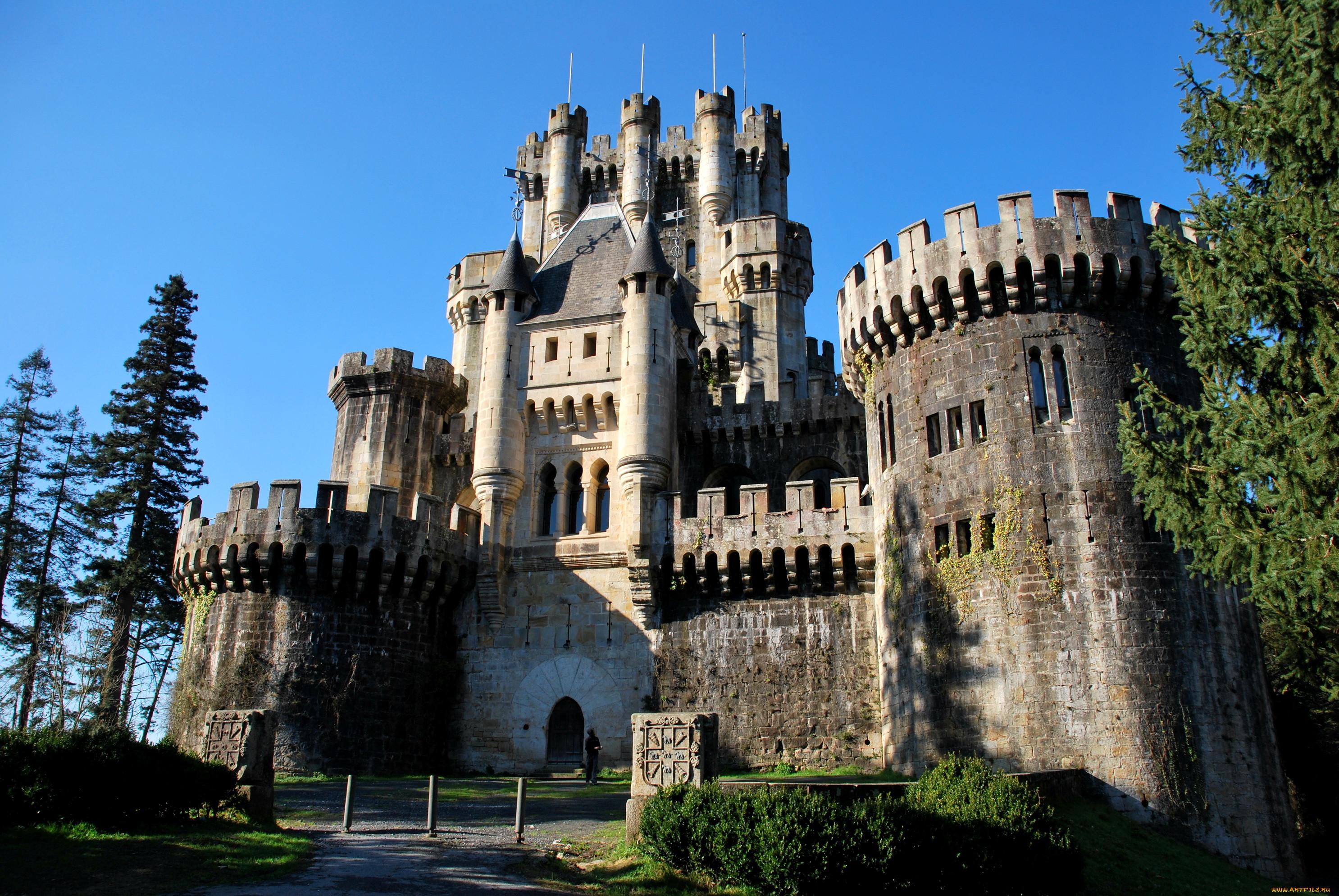 профессиональные фотографии замков самом